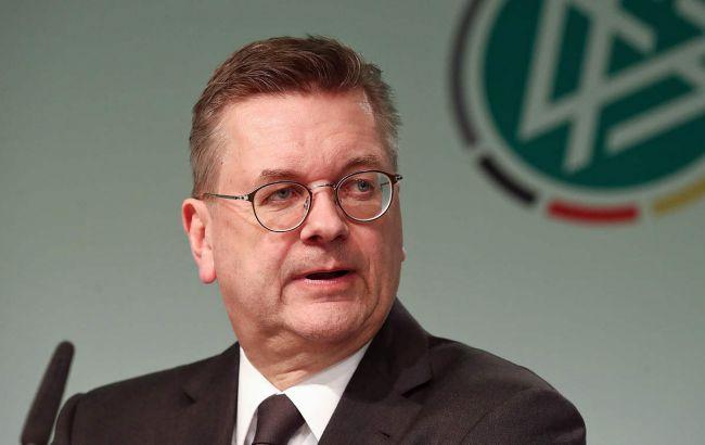 Глава Немецкого футбольного союза ушел в отставку из-за обвинений в коррупции