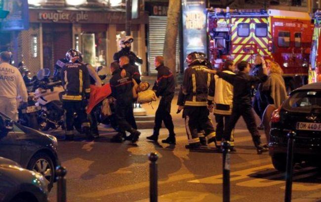 У передмісті Парижа тривають вибухи і перестрілки