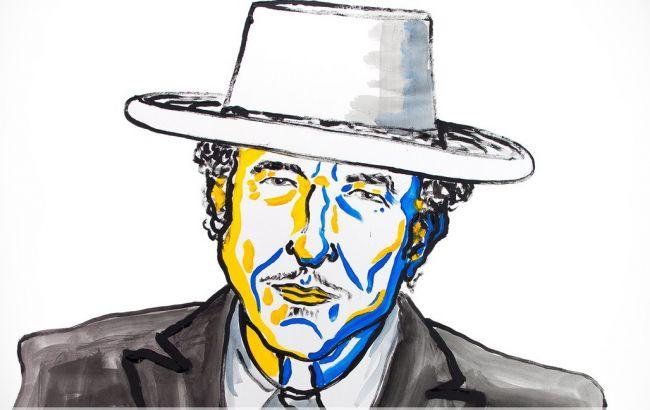 Фото: Боб Ділан