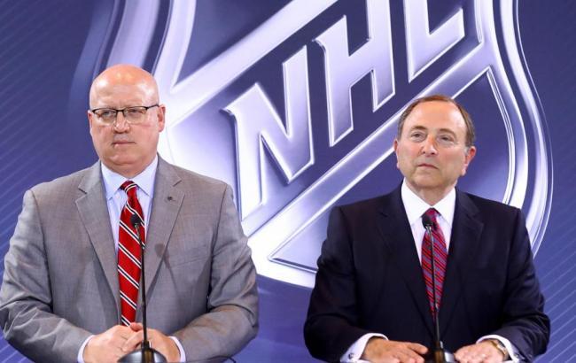 Фото: представители НХЛ считают этот вопрос закрытым