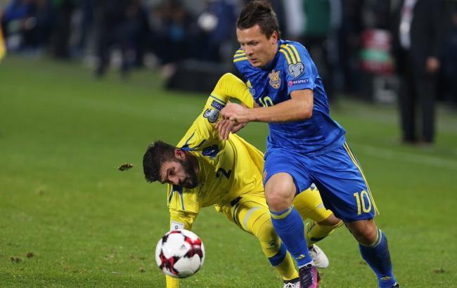 Матч Косово— Україна потрапив під загрозу зриву