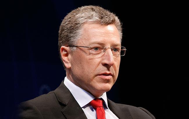 Спецпредставник США по Україні відвідає Москву для зустрічі з Сурковим