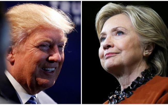 Фото: результати виборів у США