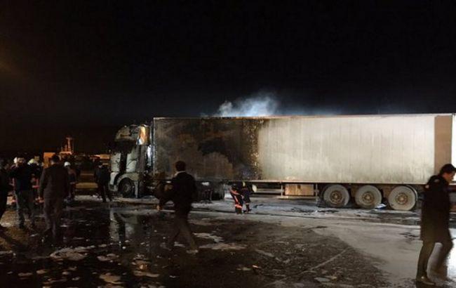 В результаті вибуху вантажівки в Стамбулі постраждав українець