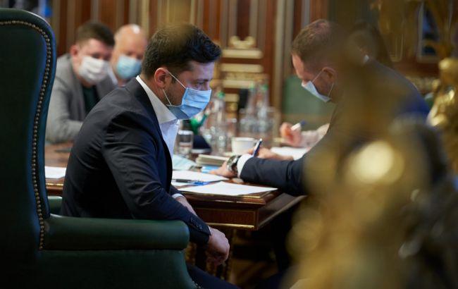 Обеспечением средств для преодоления коронавируса будет заниматься Минздрав, - ОП