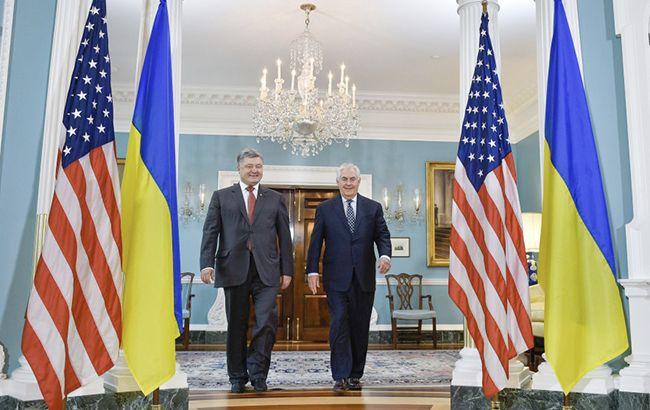 Рекс Тіллерсон в Україні: подробиці візиту