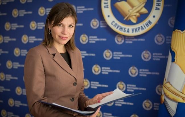 """Анна Онищенко: """"Надеюсь, Государственный реестр прав будет открыт 1 января 2015 года"""""""