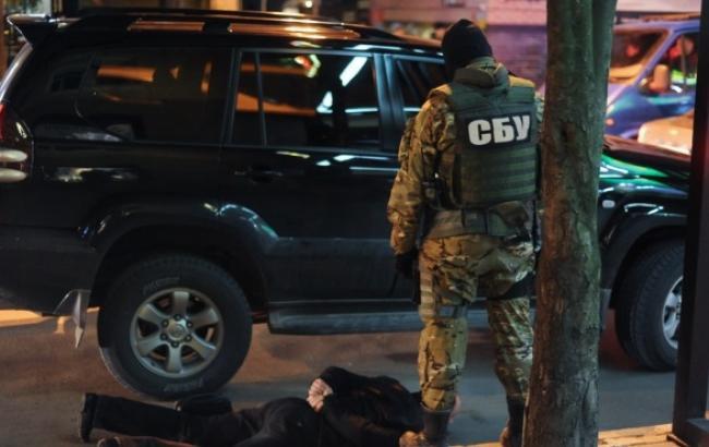 У Маріуполі та Рубіжному СБУ затримала диверсантів, які готували теракти на Донбасі
