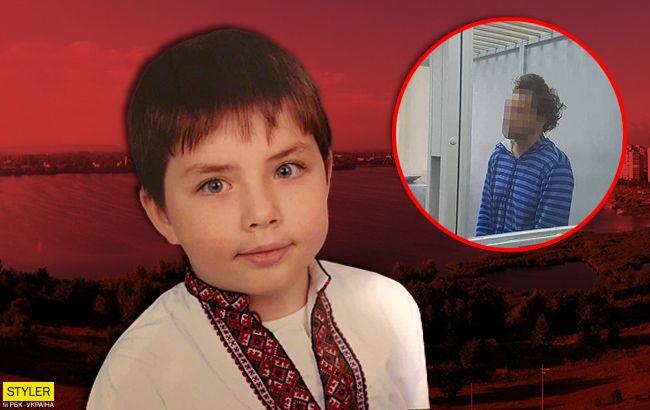 Мальчик хотел стать пожарным: новые детали убийства 9-летнего Захара Черевко
