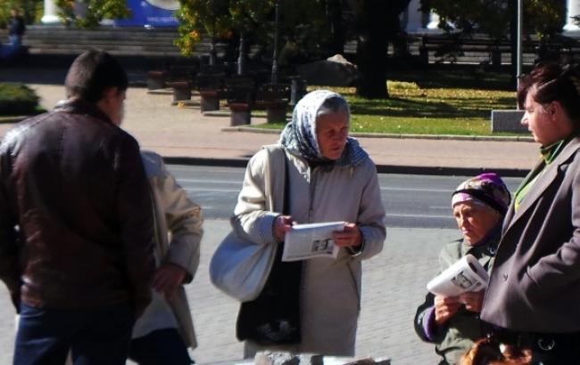 У ДНР і ЛНР жителі збираються на мітингах вимагати у бойовиків пенсії і гумдопомогу