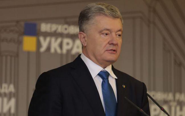"""Порошенко: обострение на Донбассе вызвано политикой """"умиротворения агрессора"""""""