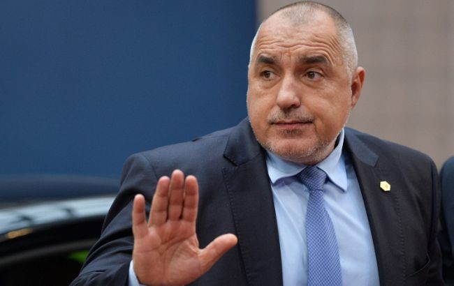 Фото: прем'єр-міністр Болгарії Бойко Борисов