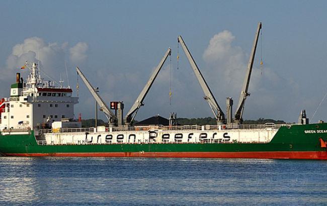 МЗС веде переговори про захист українських моряків на затриманого в Індонезії судні Ocean Green