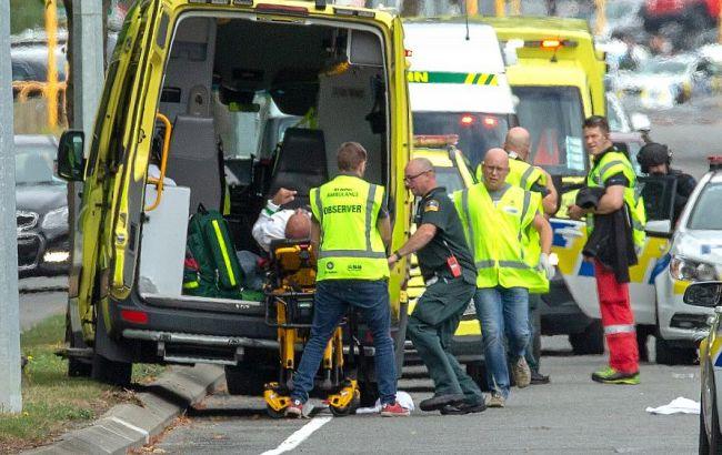 При стрільбі у Новій Зеландії загинули не менше 40 людей