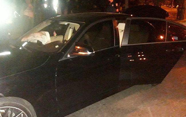 У Києві п'яний водій збив спецназівця