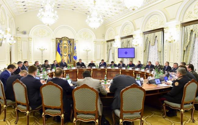 СНБО поручил Кабмину утвердить показатели оборонного заказа на 2017