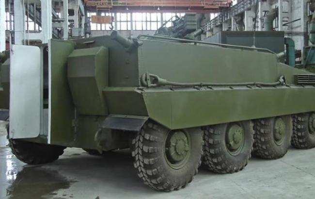 """""""Укроборонпром"""" відновив розробку БМП на базі танка Т-64"""