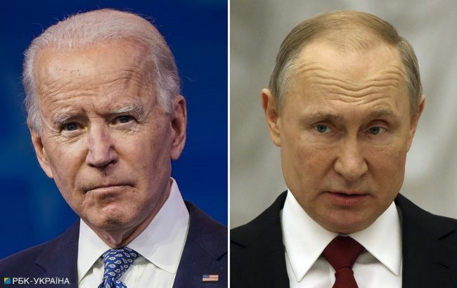 Австрія, Ісландія і Чехія готові провести у себе зустріч Байдена і Путіна