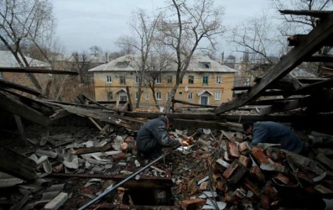 На Донбассе с сентября от рук террористов погибли более 130 мирных жителей, - МИД Украины