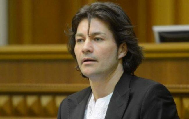 Фото: міністр культури України Євген Нищук