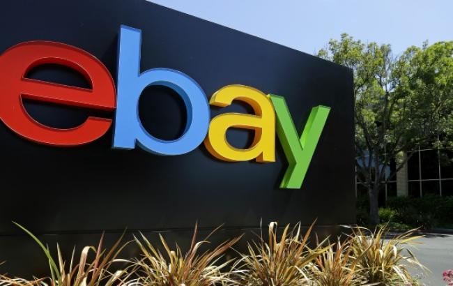 Компанія eBay припинила обслуговувати клієнтів в Криму