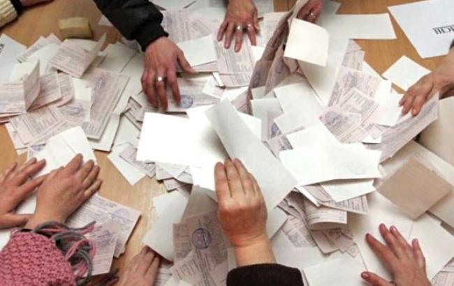 У партии Яценюка 27,33%, Порошенко 27,00%, Ляшко 8,73%, Тимошенко 7,35%, Садового 6,83%, Тягнибока 6,50%, - ЦИК обработал 0,04% протоколов