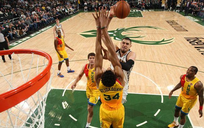 Український баскетболіст Лень встановив рекорд результативності в кар'єрі