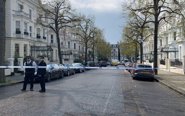 У Лондоні водій врізався в автомобіль посла України
