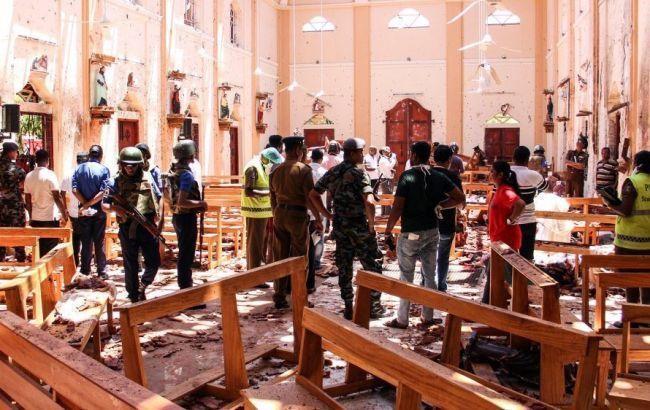 На Шрі-Ланці ще три вибухи прогриміли