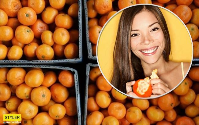 Мандарин должен быть легким: украинцам рассказали, как выбрать зимний фрукт