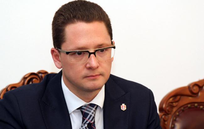 """Заступника мера Труханова затримано в """"Борисполі"""""""