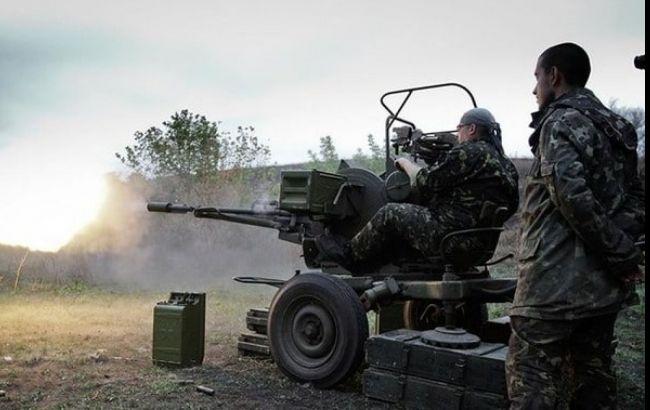Фото: бойовики готують провокації на Донбасі