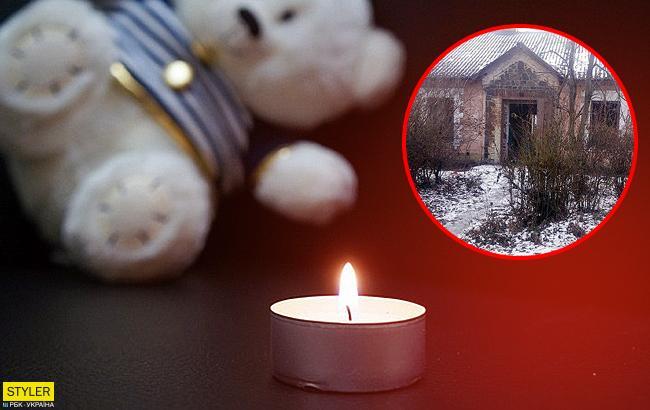 В Хмельницкой области нашли мертвого младенца