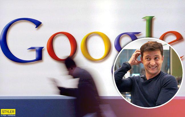 Google заблокував акаунт Зеленського: що сталося