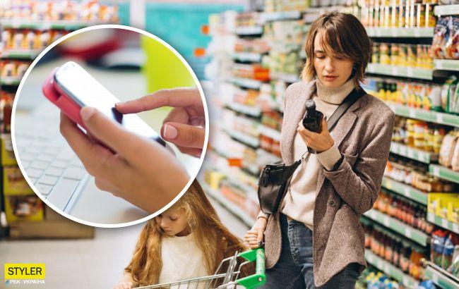 Продукты в супермаркетах теперь можно легко проверить с помощью смартфона: что известно