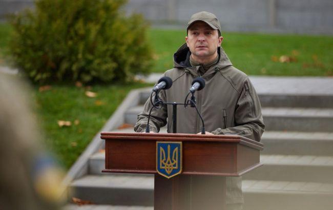 Україна повністю відновить контроль над ділянкою кордону на Донбасі, - Зеленський