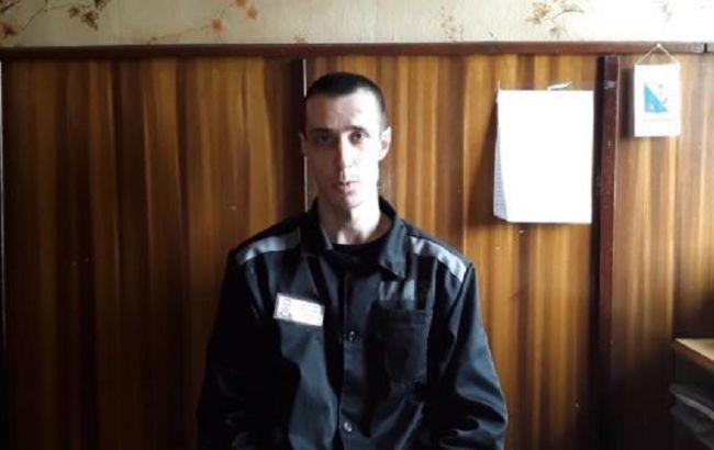 Політв'язень Шумков схуд на 20 кг у російській тюрмі