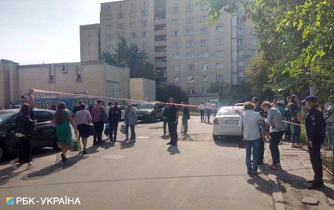 Справа Януковича: Оболонський суд замінували