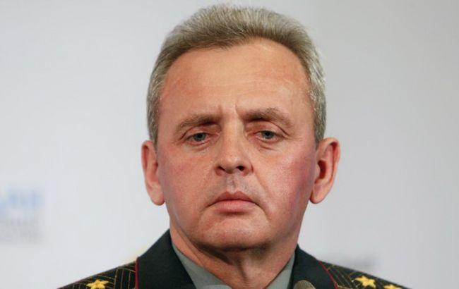 Муженко назвал возможные потери ВСУ в первые дни полномасштабной войны с Россией