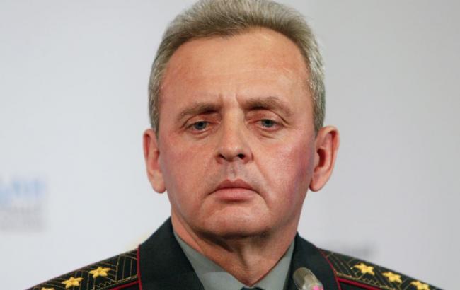 Фото: Віктор Муженко вважає порушення справи проти нього у РФ приємною новиною