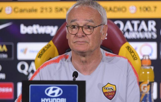 """Головний тренер """"Роми"""" піде з команди після закінчення сезону"""