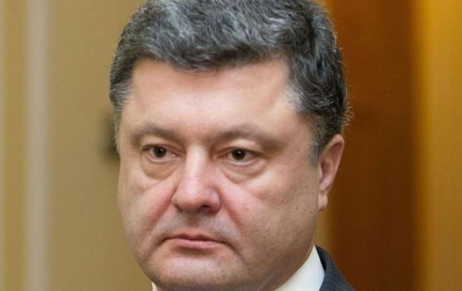 Порошенко уволил глав Черновицкой и Запорожской ОГА Ванзуряка и Баранова
