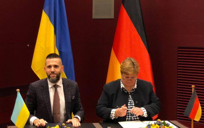 Германия выделила Украине более 80 млн евро финпомощи