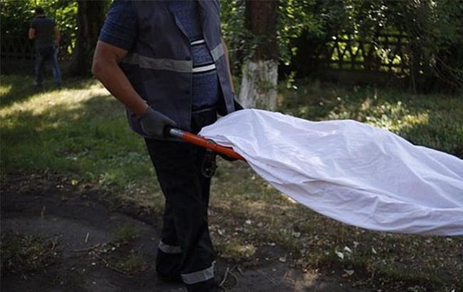 Фото: В Кривом Роге нашли тело (facebook.com/NikolayKolesnyk)