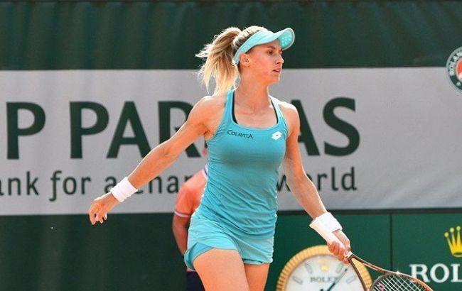Тенісистка Цуренко достроково завершила сезон