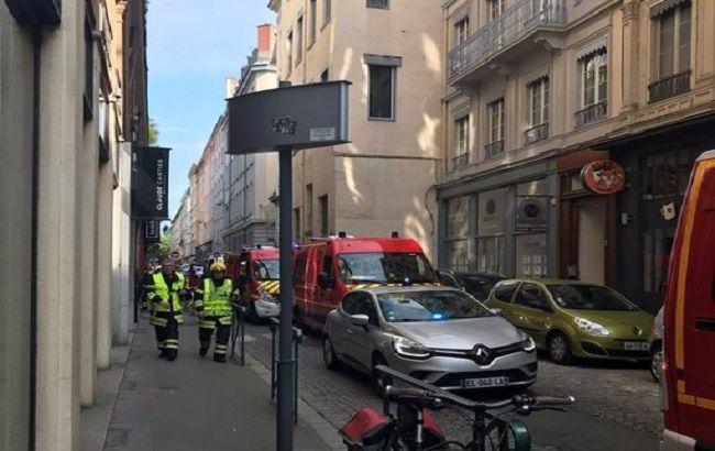 Число раненых при взрыве в Лионе возросло