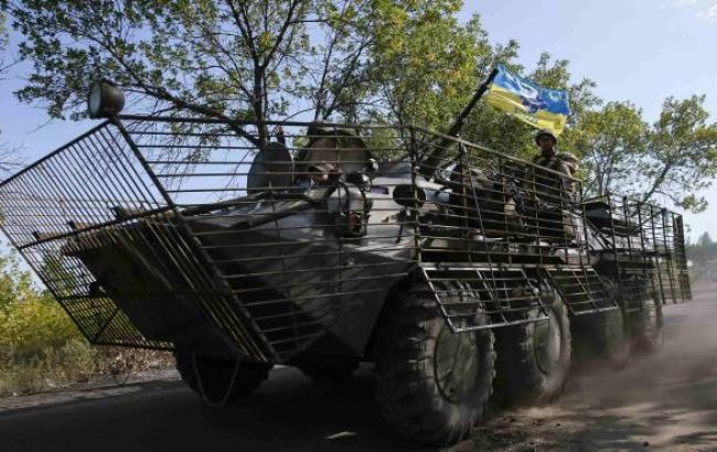 В СНБО заявляют, что РФ использовала уничтожение 32-го блокпоста для информационной атаки