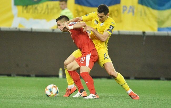 Збірна України розгромила Сербію в матчі відбору до Євро-2020