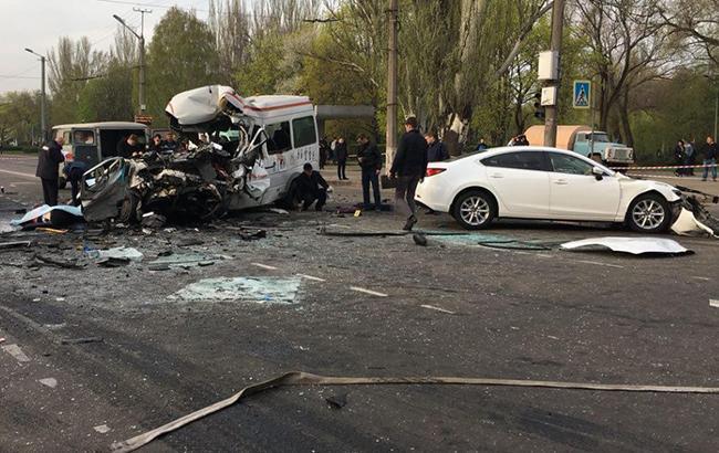 ДТП в Кривом Роге: Кабмин создал комиссию по расследованию причин аварии
