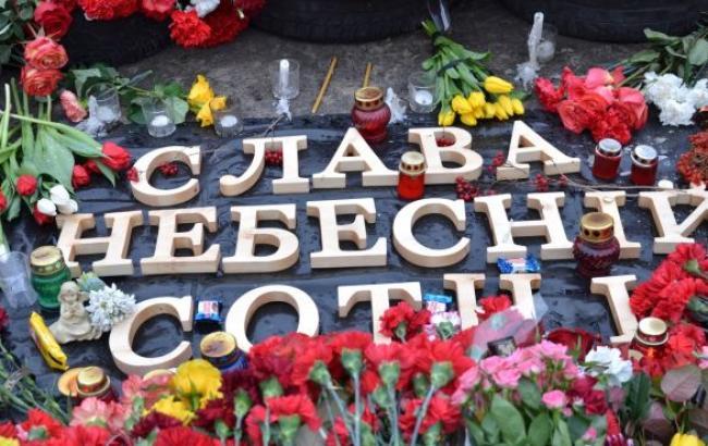 Київрада перейменувала частину вул. Інститутської на алею Героїв Небесної сотні